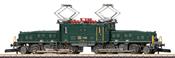 Swiss Electric Locomotive Class Ce 6/8 III Crocodile of the SBB