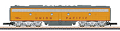 US Diesel Locomotive E8B