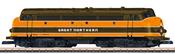 Swedish Diesel Locomotive Class 1100