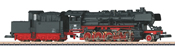 German Heavey Freight Locomotive w/Tender cl 50 with Brakeman