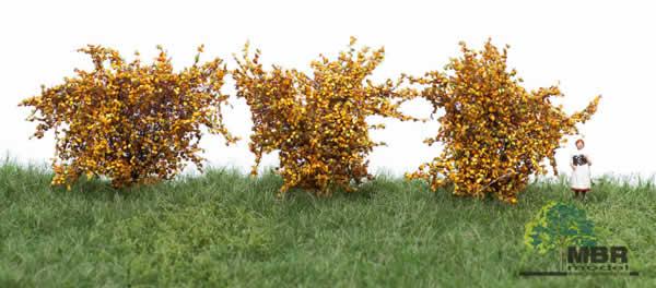 MBR 50-3003 - Small Bush Dark Yellow
