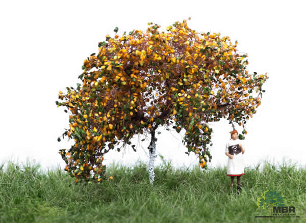 MBR 52-2304 - Autumn Apple Tree with Apples