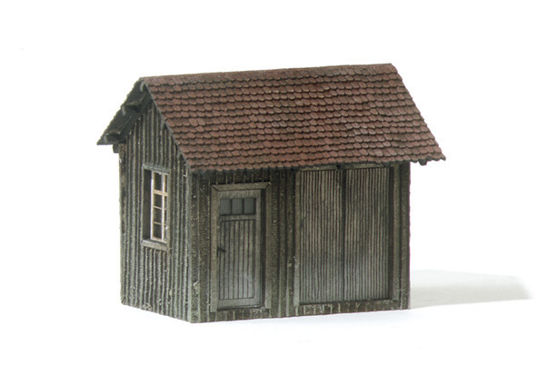 MBZ R10063 - Machinery Shed
