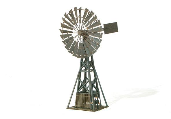 MBZ R10176 - MBZ HO Functional Windmill Kit