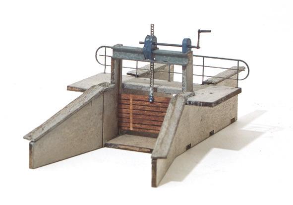 MBZ R10177 - HO Functional River Lock Kit from MBZ