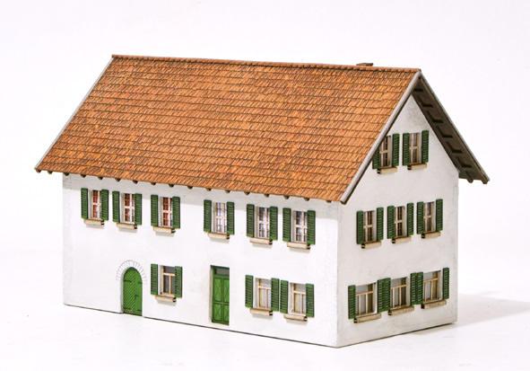MBZ R10178 - Farm House