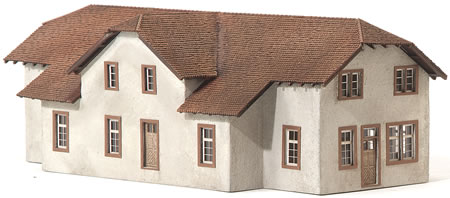 MBZ R14039 - Small Goods Shed