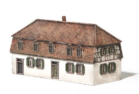 MBZ R14088 - House from Hohenberg