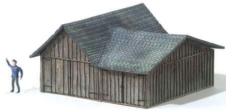 MBZ R16025 - Small Barn