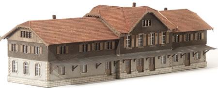 MBZ R16038 - Train Station Neustadt