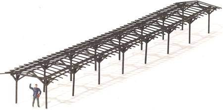 MBZ R16053 - Station Platform Roof