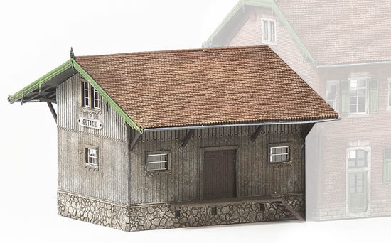 MBZ R16128 - Freight Shed Wehr