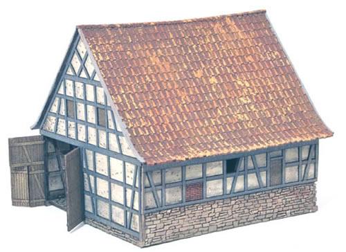 MBZ R16165 - Timber Framed Barn
