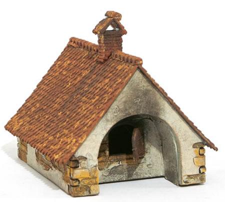 MBZ R16175 - Bakehouse