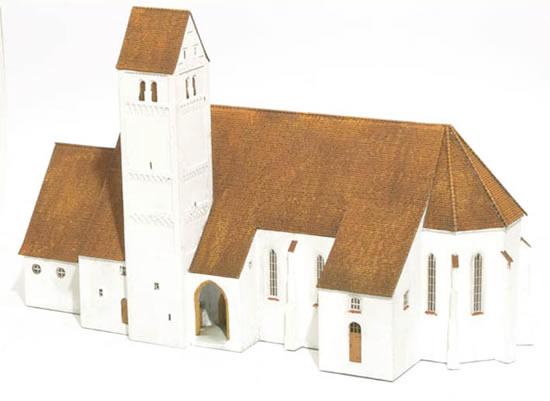 MBZ R18102 - Church St. Quirin