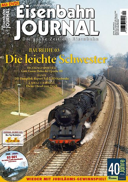 Merker 0215 - Eisenbahn Journal 0215 Publication