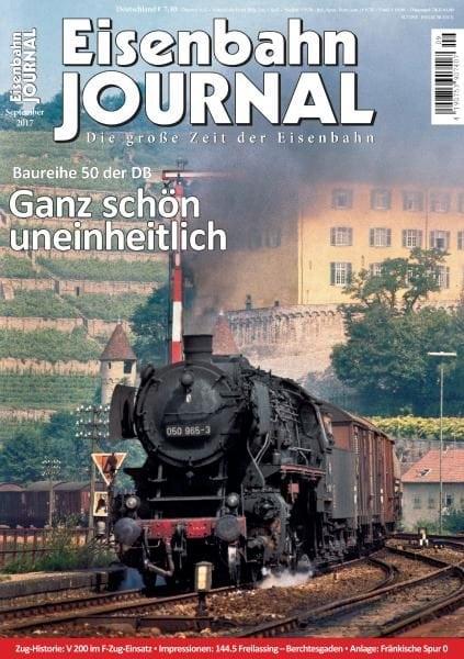 Merker 0917 - Eisenbahn Journal 0917 Publication