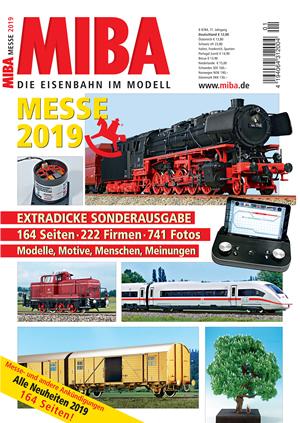 Merker 1401901 - MIBA 2019 Toy Fair New Item Report