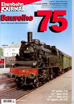 Merker 530504 - Baureihe 75