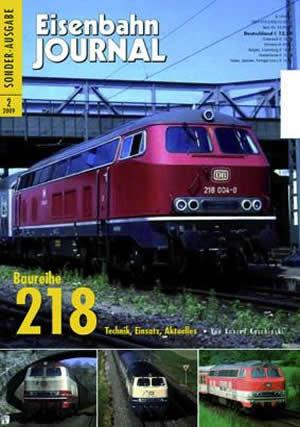 Merker 530902 - BR 218 Diesel