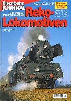 Merker 540202 - Reko-Lokomotiven der DR