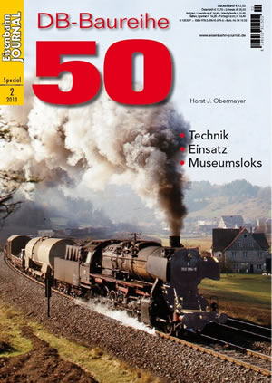 Merker 541302 - BR 50 Steam Locomotives