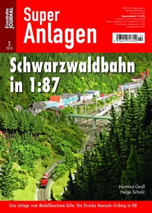 Merker 671002 - Schwarzwaldbahn in 1:87