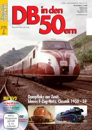 Merker 701102 - DB in den 50ern
