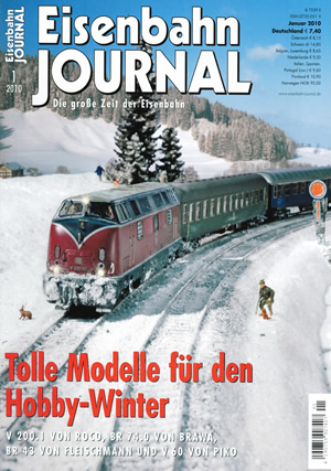 Merker Sub6 - Eisenbahn Journal Magazine Older Issue