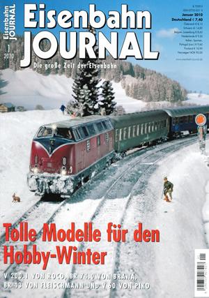 Merker Sub6 - Eisenbahn Journal Magazine Older Issue