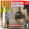 5 Older Eisenbahn Journals
