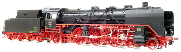 Micro Metakit 11311H - BR 03 175 Express Locomotive Black/Red Livery