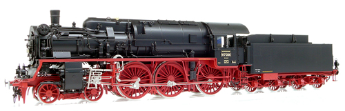 Micro Metakit 11401H - German Steam Locomotive BR H17.206 of the DRG