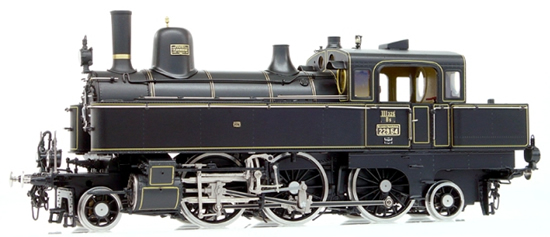 Micro Metakit 13702H - Austrian Steam Locomotive Class 229 of the KkStsB