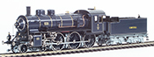 Class S3/5H Express Loco #3341, Dark Blue and Black Livery