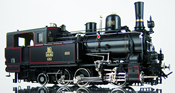 Austrian KkStB Class 69.05 Adhesion/Rack and Pinion Tank Loco.