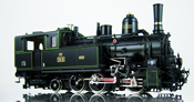 Austrian BBÖ Class 69.18 Adhesion/Rack and Pinion Tank Loco