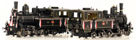 Austrian Anniversary Class 69 Rack Locomotive Set