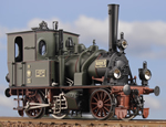 K.P.E.V. Prussian T 0 Tank Locomotive Green Livery