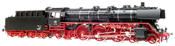 BR 03 222 Express Locomotive Black/Red Livery