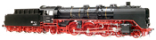 BR 03 240 Express Locomotive Black/Red Livery