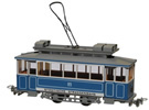Swiss City of Zurich Vintage Electric Street Car Ce 2/2 85 (non-motorized)