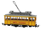 Swiss Vintage Electric Street Car LSB Class Ce 2/2 2 (non-motorized)
