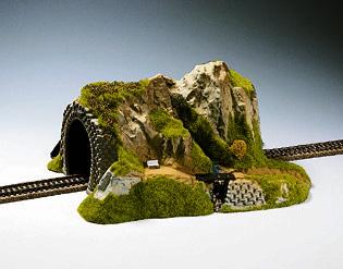 Noch 02200 - Tunnel sngl strt 16cm hgh