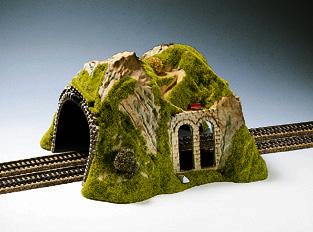 Noch 02430 - Tunnel dbl strt 17cm hgh