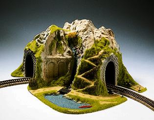 Noch 05170 - Tunnel sngl crvd 22cm hgh