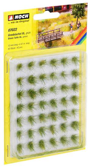 Noch 07022 - Grass Tufts XL, green