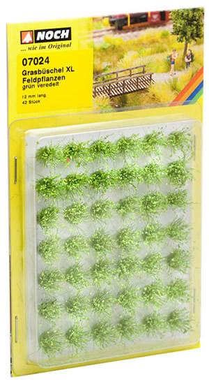 Noch 07024 - Grass Tufts XL Field Plants