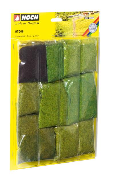 Noch 07066 - Grass Fibres Assortment, short