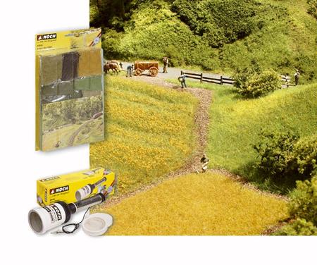 Noch 07070 - Grass Set PROFI